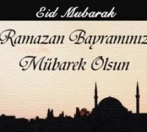 Ramazan Bayramı Namazı ve Bayram Kahvaltısı! – Eid Prayer and Breakfast!